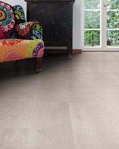 HARO Laminate Floor TRITTY 100 Campus 4V Oak Bergamo Silver Grey Authentic Soft 538748