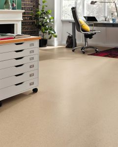HARO Cork floor CORKETT Sirio Creme permaDur finish 533391 Cork Flooring