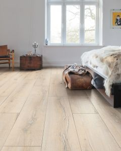 HARO Laminate Floor TRITTY 90 Plank 1-Strip 4V Oak Scandinavian Oak Authentic 535235