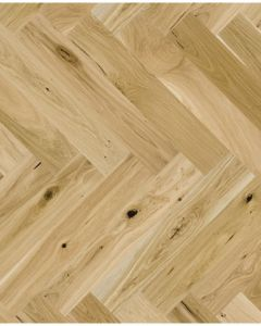 Kersaint Cobb Levana Herringbone LV416 Natural Oiled Engineered Wood Flooring
