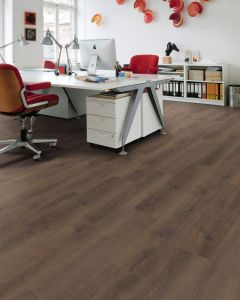 HARO Laminate Floor TRITTY 100 Plank 1-Strip 4V Oak Contura Smoked Authentic 538697