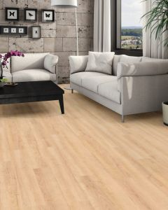 HARO Laminate Floor TRITTY 100 Plank 1-Strip Sycamore Maple Pores 525659