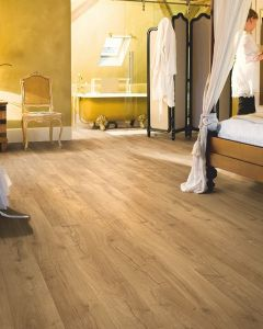 Quick-Step Impressive IM1848 Classic Oak Natural 8mm AC4 Laminate Flooring