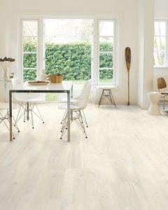 Quick-Step Creo Charlotte Oak White CR3178 7mm AC4 Laminate Flooring