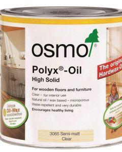 Osmo Polyx Oil - 3065 Semi Matt 2.5L