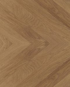 FAUS Masterpieces Chevron Natural Oak S173101 8mm AC6 Laminate Flooring
