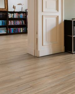 DISANO by HARO Project Plank 1-Strip 4VM Holm Oak Creme Brushed 537298 Design Flooring