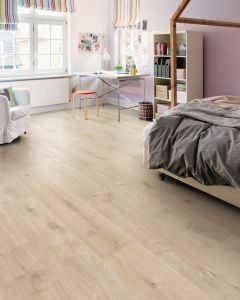 HARO Laminate Floor Special Edition NKL31 Plank 1-Strip Oak Siena Velvet White Soft Matt 538634
