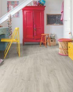 Quick-Step Eligna Newcastle Oak Grey EL3580 8mm AC4 Laminate Flooring