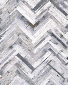 Bushboard Nuance Designer Herringbone Whitewash