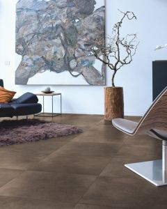 Quick-Step Arte Polished Concrete Dark UF1247 9.5mm AC4 Laminate Flooring
