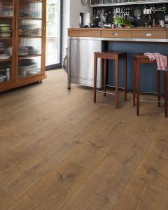 HARO Laminate Floor TRITTY 100 Gran Via 4V Oak Portland Amber Authentic 533142