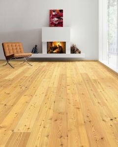 HARO PARQUET 4000 Plank 1-Strip 4V Larch Universal Brushed naturaLin plus 538955 Engineered Flooring