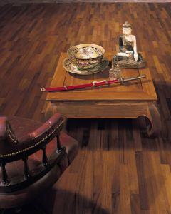 HARO PARQUET 4000 Longstrip Merbau Favorit permaDur 525190 Engineered Flooring