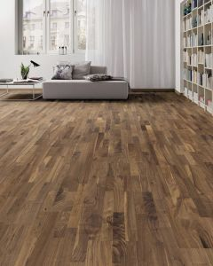 HARO PARQUET 4000 Longstrip American Walnut Favorit naturaDur 535421 Engineered Flooring