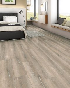 HARO Cork floor CORKETT Arteo XL Oak duna brushed permaDur finish 537258 Cork Flooring