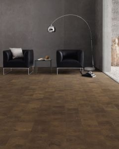 parkettmanufaktur by HARO PARQUET 4000 Carré Oak Antique Brown Selectiv oleovera Tongue and groove 539076 Engineered Wood Flooring