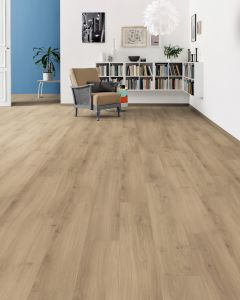HARO Laminate Floor TRITTY 100 Plank 1-Strip 4V Oak Emilia Puro Authentic Soft 538691