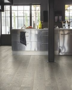 Quick-Step Parquet Palazzo Concrete Oak Oiled PAL3795S Engineered Wood Flooring