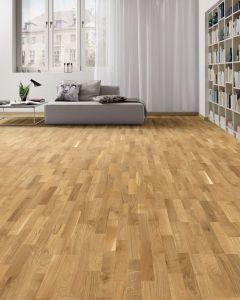 HARO PARQUET 4000 Longstrip Oak Family permaDur Top Connect 524404 Engineered Flooring
