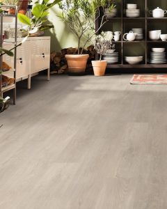 HARO Laminate Floor TRITTY 90 Plank 1-Strip 4V Oak Livorno Greige Soft Matt 538652