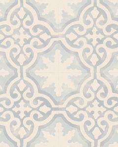 FAUS Retro Victorian Tiles S177031 8mm AC6 Laminate Flooring