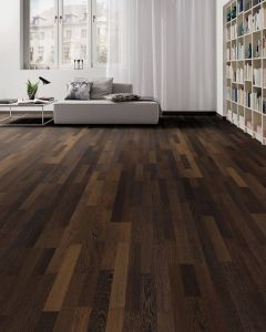 HARO PARQUET 4000 Longstrip Wenge Favorit naturaLin plus 535575 Engineered Flooring