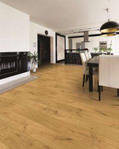Tuscan Grande Natural Oak TF300 Engineered Wood Flooring