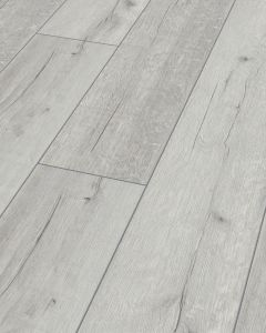 Kronotex Robusto Rip Oak White D3181 12mm AC5 Laminate Flooring