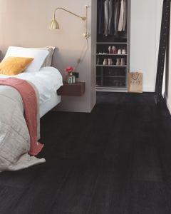 Quick-Step Signature Painted Oak Black SIG4755 9mm AC4 Laminate Flooring