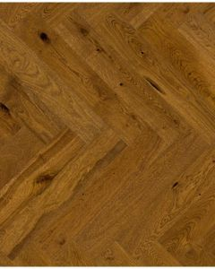 Kersaint Cobb Levana Herringbone LV415 Matt Lacquered Engineered Wood Flooring