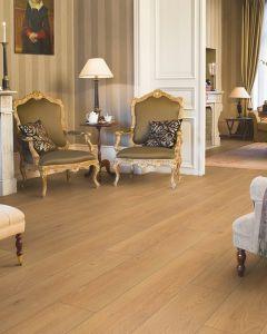 Quick-Step Classic Moonlight Oak Natural CLM1659 8mm AC4 Laminate Flooring