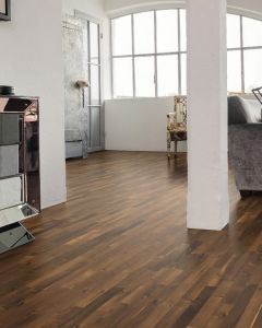 HARO PARQUET 4000 Longstrip Amber Robinia Favorit permaDur 535566 Engineered Flooring