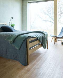 LG Hausys Decotile 55 Blond Walnut 1253 Luxury Vinyl Flooring
