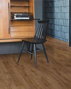 Quick-Step Vinyl Alpha Vinyl Medium Planks Autumn Oak Brown AVMP40090 Rigid Vinyl Flooring