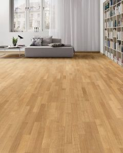 HARO PARQUET 4000 Longstrip Oak Exquisit permaDur 524689 Engineered Flooring