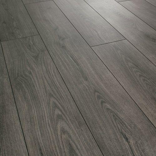 Kronoswiss Swiss Liberty Natural Oak Coal D 4933 PM 8mm AC5 Laminate Flooring