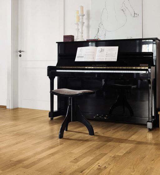 HARO PARQUET 4000 Longstrip Oak Terra permaDur 523787 Engineered Flooring