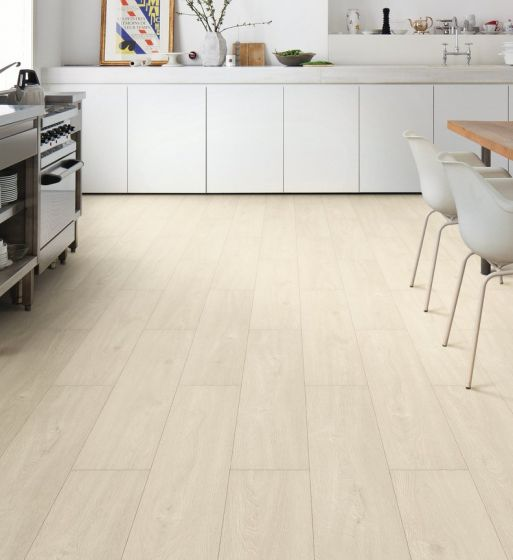DISANO by HARO SmartAqua Plank 1-Strip 4VM Oak Natural White Brushed 537123 Design Flooring