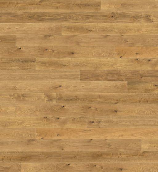 HARO PARQUET 4000 Plank 1-Strip 4V Oak Sauvage Brushed naturaLin 528695 Engineered Flooring