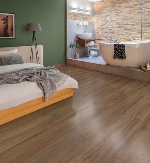 DISANO by HARO Saphir Plank 1-Strip 4VM Wild Oak Brushed 537238 Design Flooring