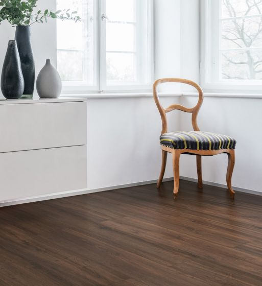 DISANO by HARO Saphir Plank 1-Strip 4VM French Smoked Oak Brushed 537239 Design Flooring