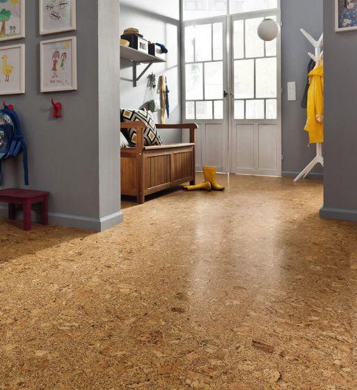 HARO Cork floor CORKETT Lagos Nature permaDur finish 540791 Cork Flooring