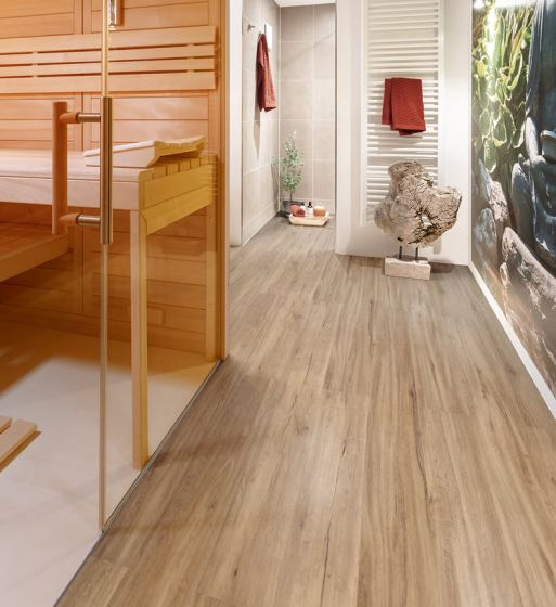 DISANO by HARO Saphir Plank 1-Strip 4VM Sand Oak Brushed 537237 Design Flooring