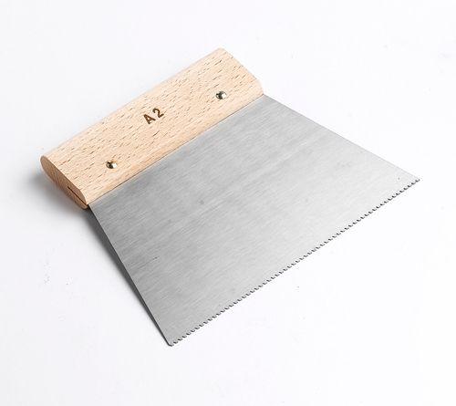 A2 Trowel for Luxury Vinyl Tile Adhesive