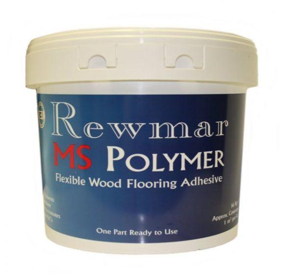 Rewmar MS Polymer - 15Kg Flexible Wood Flooring Adhesive