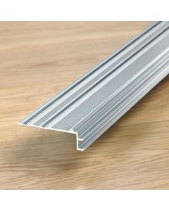 Quick-Step Laminate Incizo Aluminium Sub-Profile for Stairs 2.15m