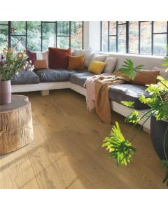 Quick-Step Parquet Imperio Dark Chestnut Oak Extra Matt IMP5104S Engineered Wood Flooring