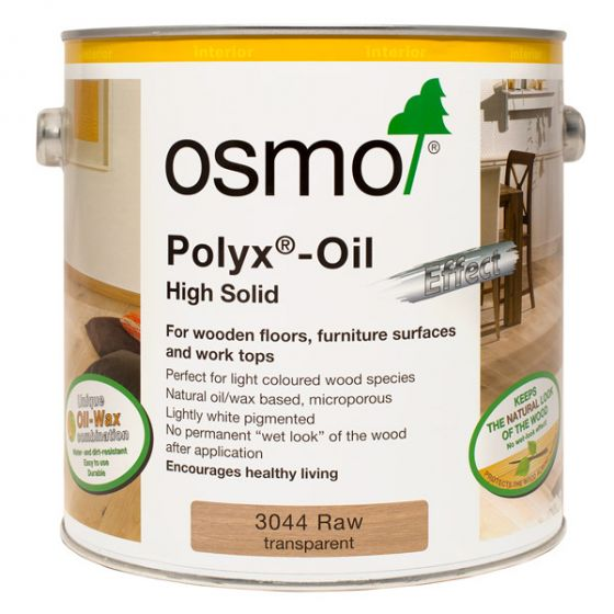 OSMO Polyx-Oil - 3044 Raw 0.75L