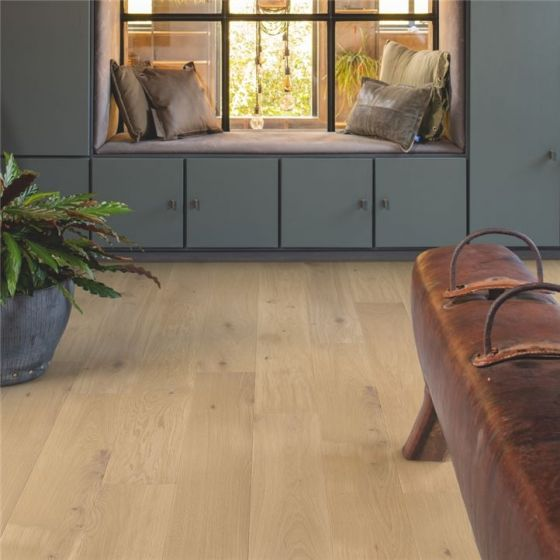 Quick-Step Parquet Palazzo Almond White Oak Oiled PAL3014S Engineered Wood Flooring